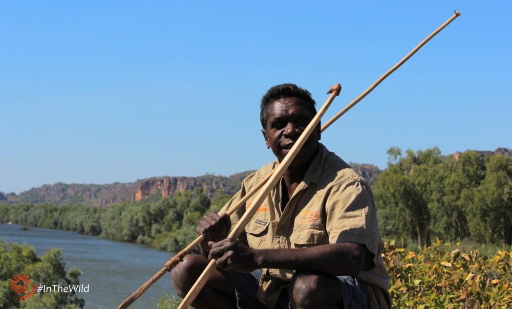 Aboriginal Guide Arnhem Land East Alligator River