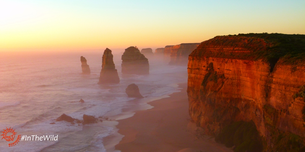 An epic show on the Great Ocean Road