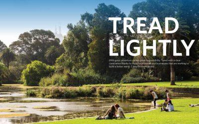 Article in Destinations Victoria magazine