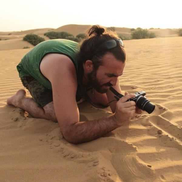 Wildlife Guide Dan Aston