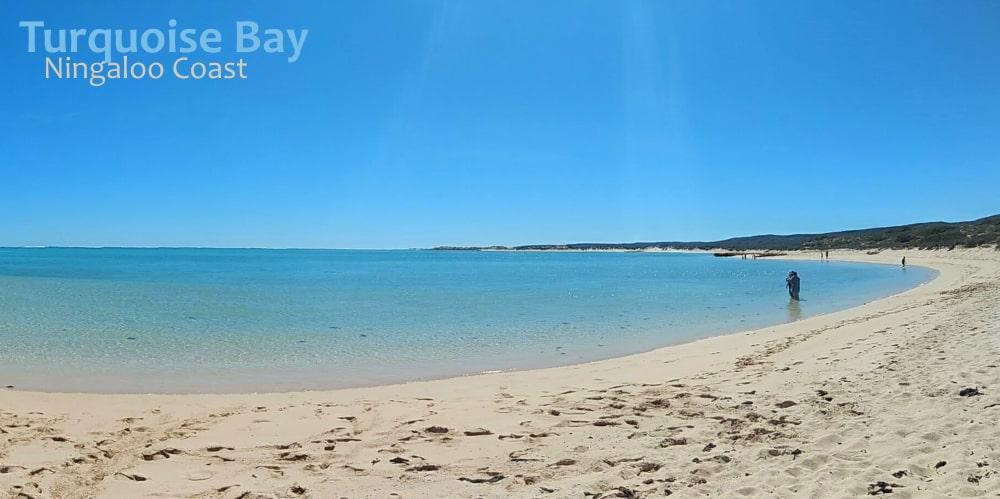 Turquoise Bay Ningaloo coast WA