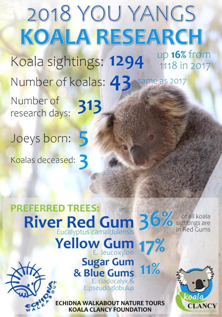 2018 You Yangs koala research