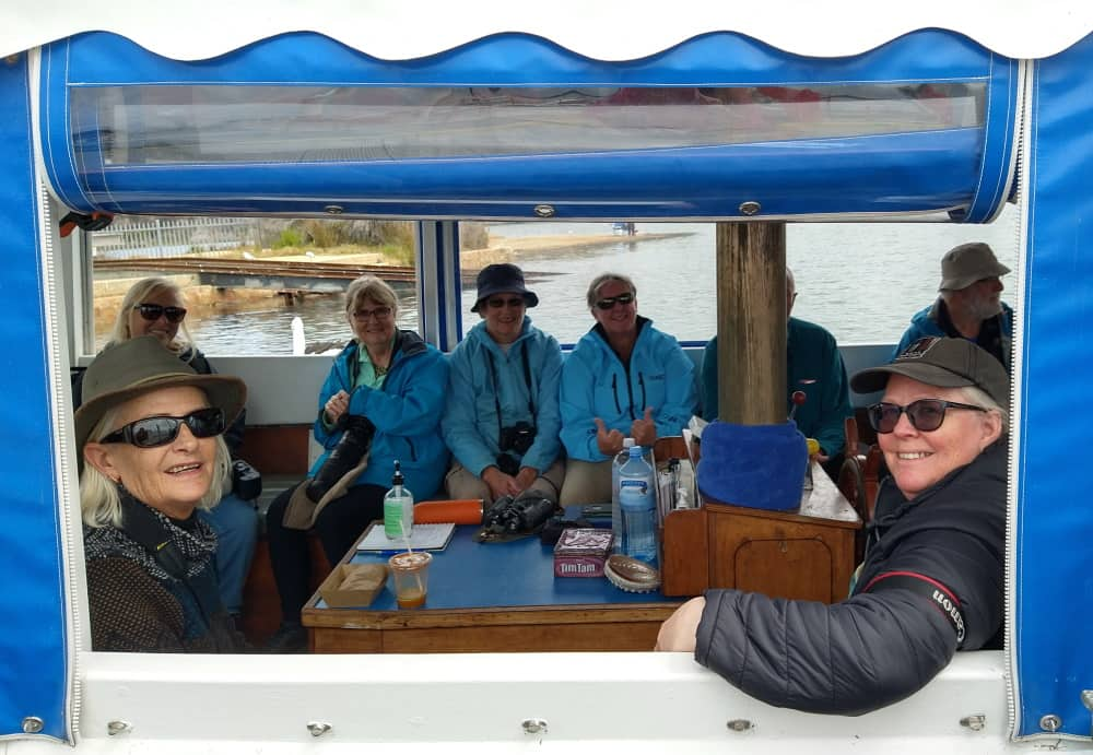 Mallacoota Birders on Loch Ard
