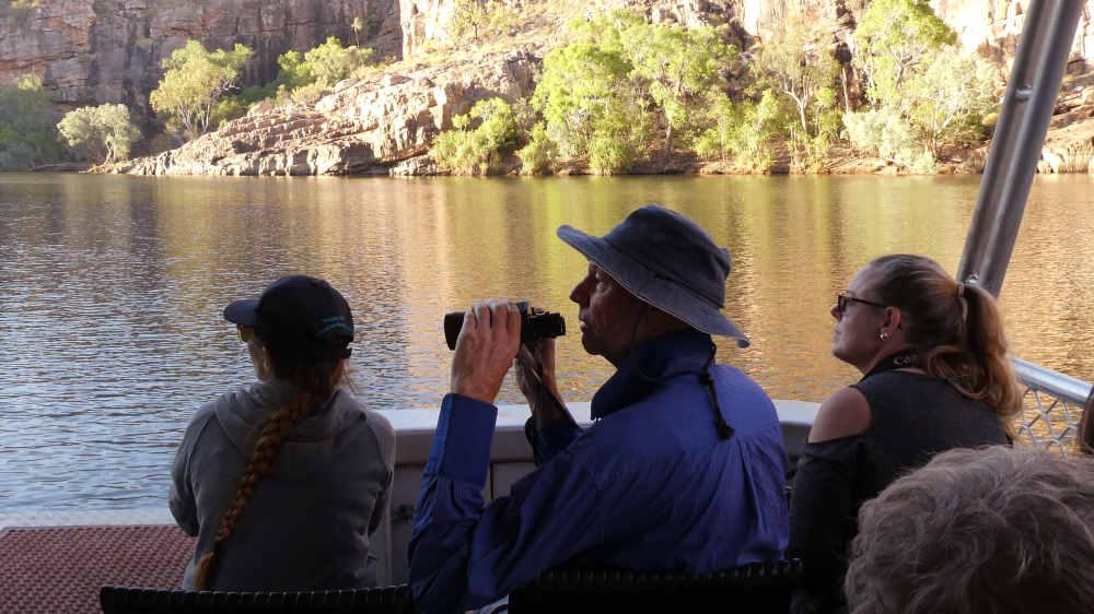 Katherine-Gorge-bird-boat-trip